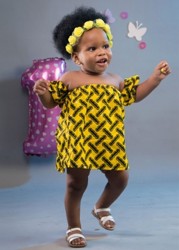 Elite Studio Nigeria - Baby & Kids Photography Shoot Ikeja Lagos