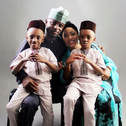 Elite Studio Nigeria - Family Photography Shoot Ikeja Lagos