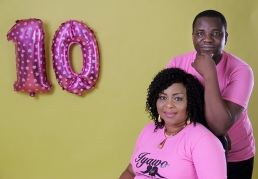 Elite Studio Nigeria - Wedding Anniversary Photo Shoot Ikeja Lagos
