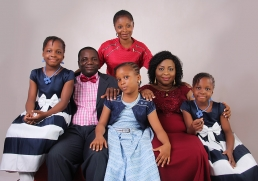 Elite Studio Nigeria - Family Photographer Lagos
