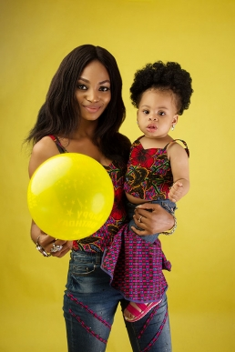 Elite Studio Nigeria - One Year Baby Photo Shoot Lagos