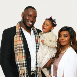 Elite Studio Nigeria - Family Photography Shoot Lagos