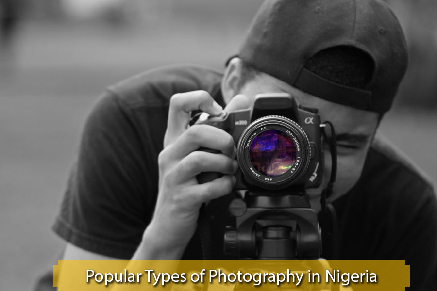 10 Most Popular Types of Photography in Nigeria