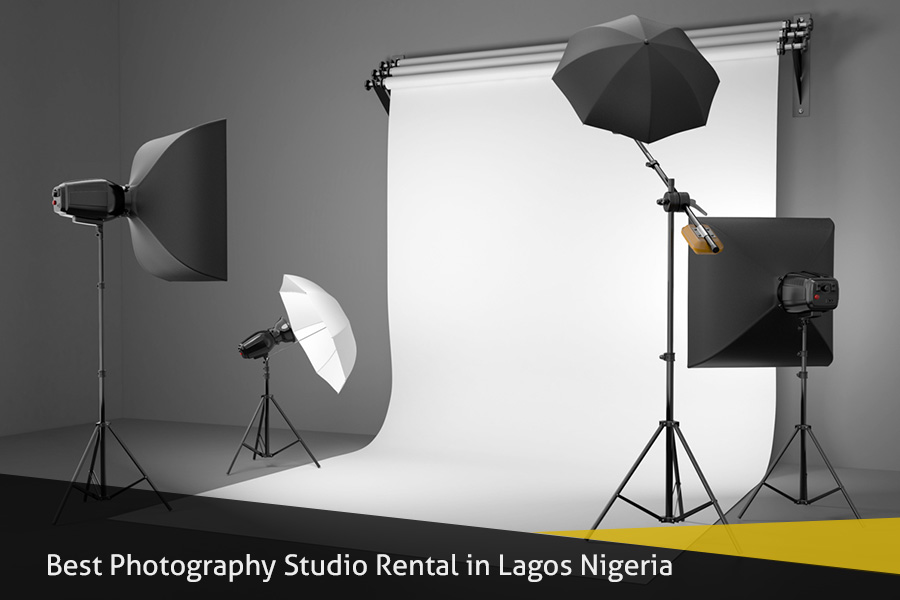 Best Photography Studio Rental in Lagos Nigeria