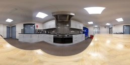 360 Degree Photo & Virtual Tour of a Property - Kitchen Interior