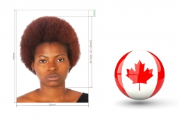 Passport Photo Requirements for Canada Visa in Nigeria