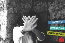 How to Overcome Camera Shyness and Become Confident in Front of Camera