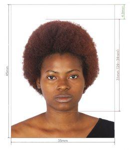 Passport Photo Requirements for UK Visa in Nigeria