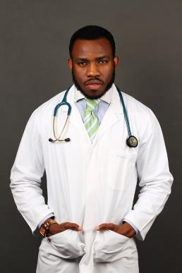 Medical Doctor Headshot Photographer Lagos Nigeria