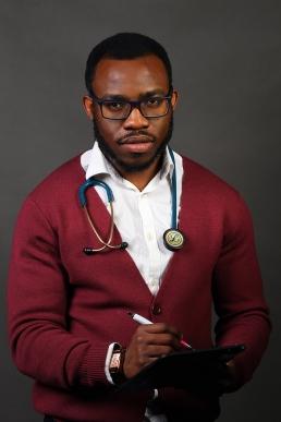 Medical Practitioner Headshot Photographer Nigeria