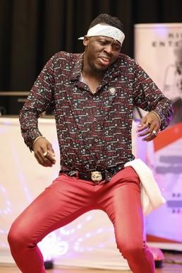 Elite Studio Nigeria - Akpororo Comedian Portrait Photographer