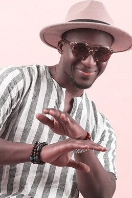 Elite Studio Nigeria - Bez Musician Portrait Photographer