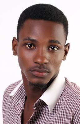 Performer & Sports Man Headshot Photographer Nigeria