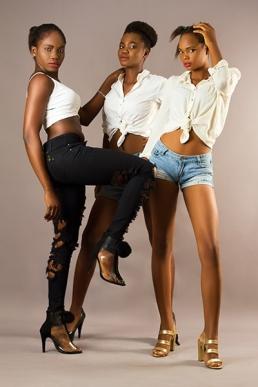 Model Portfolio Photographer Lagos Nigeria