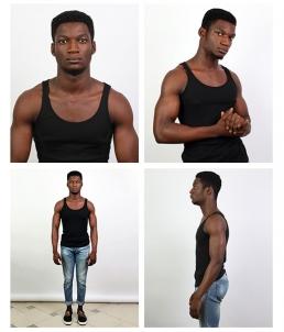 Model Polaroid Photographer Lagos Nigeria