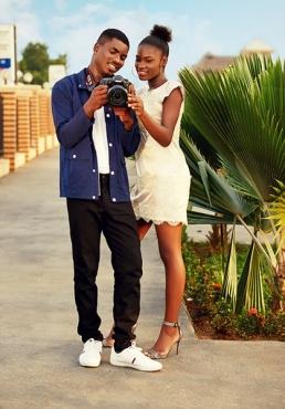 Pre-Wedding Photographer Lagos Nigeria