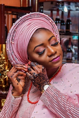 Nikah Wedding Photographer Lagos Nigeria