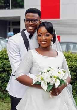 Church Wedding Photographer Lagos Nigeria