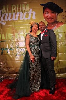 Album Launch Event Photography Lagos